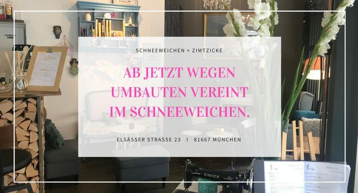 ZimtZicke Café & Wohnzimmer in München - Tischreservierung