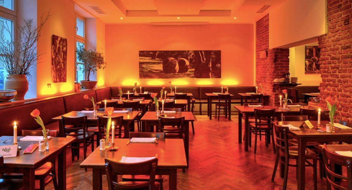 Restaurant Elia München
