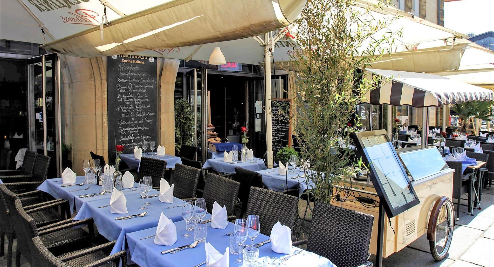 Restaurant Machiavelli in Berlin – speisekarte.de